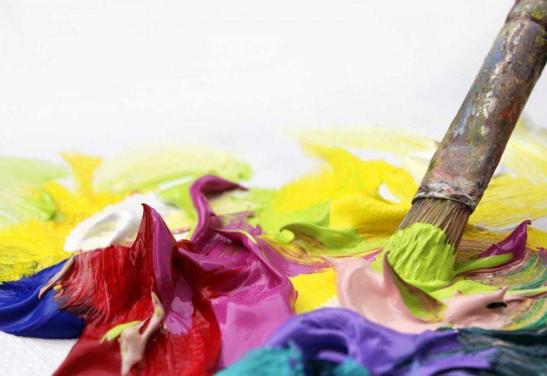Verwandeln Sie unangenehme Gefühle mit Farbe