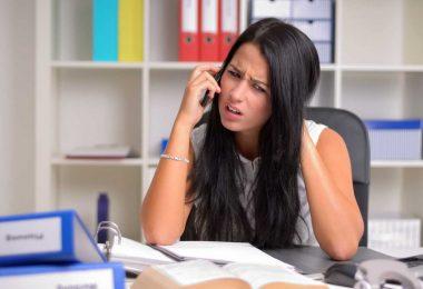 Wie Sie mit schwierigen Anrufern umgehen