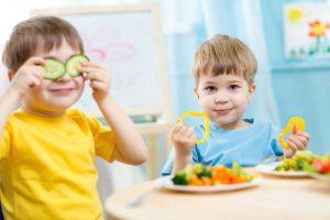 Gesunde Ernährung für Kinder - so geht's