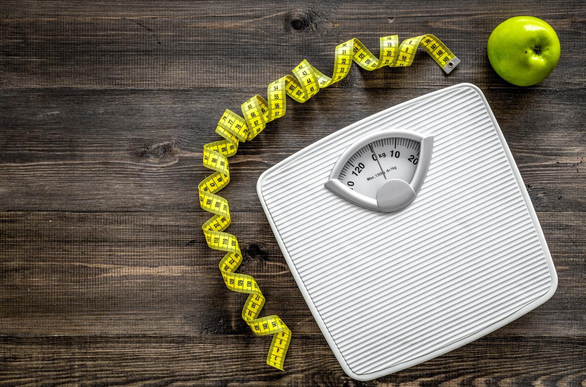 So arbeiten Sie an Ihrem Wunschgewicht