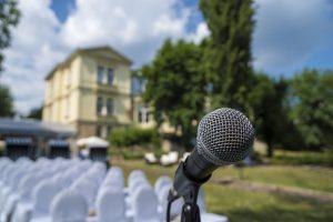 Hochzeitsrede: Deshalb sind Sie der Redner!