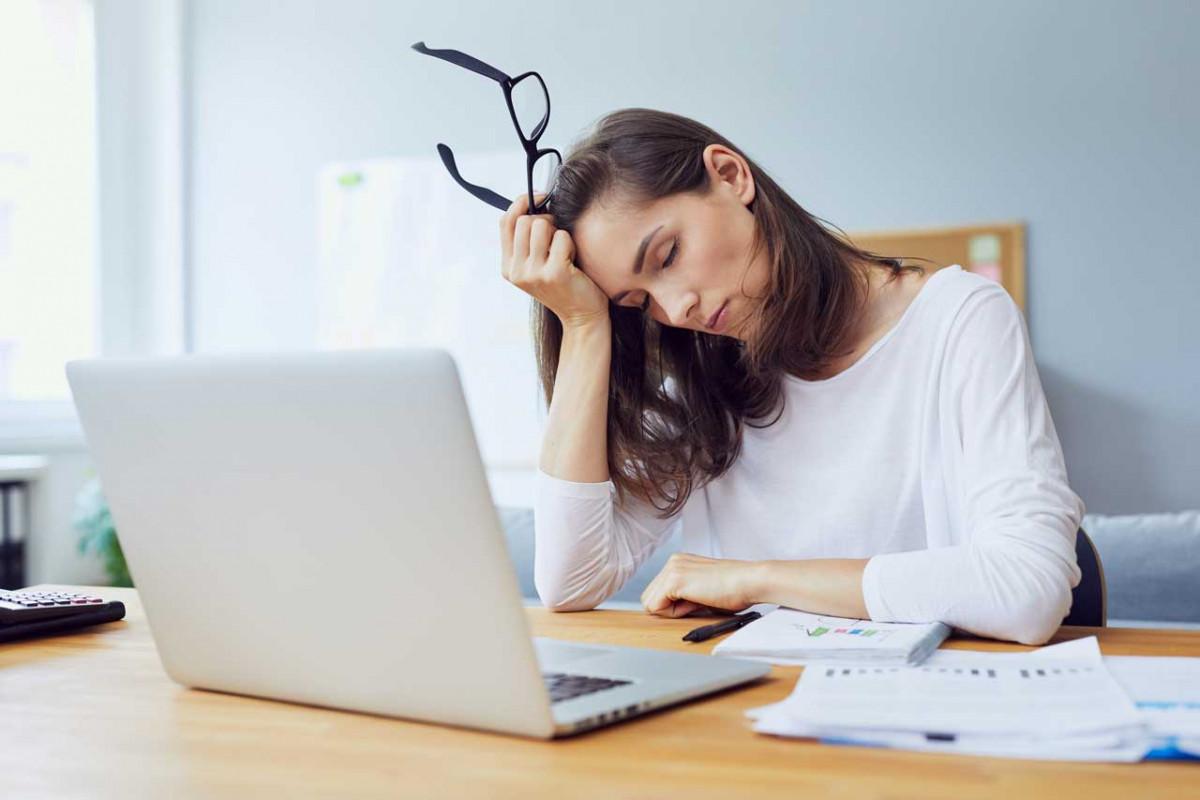 Stress am Arbeitsplatz – eine Kurzübersicht