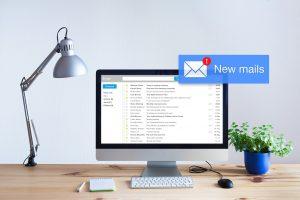 Ein pfiffiges Mailing zum Jahresbeginn
