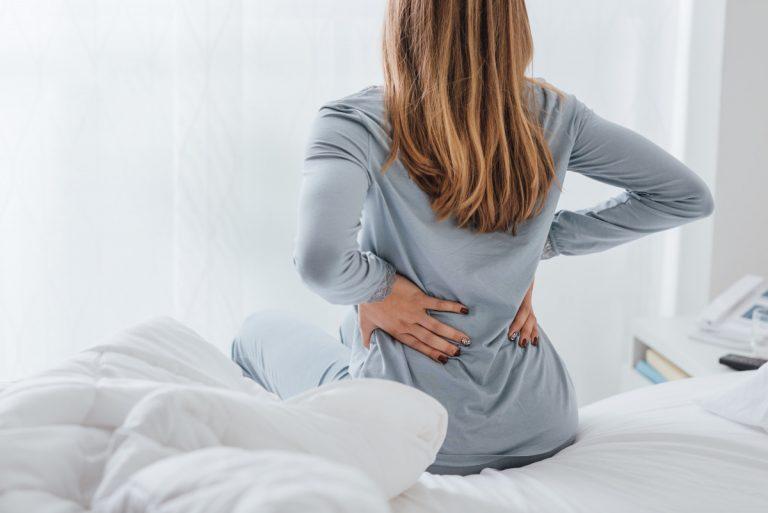 Rückenschmerzen: Sind Sie eine Kalium-carbonicum-Persönlichkeit?