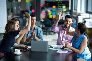 Motivation im Büro – so setzen Sie Ihre Vorhaben wirklich um