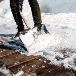 Außendienst im Winter: Bei Schneefall richtig verhalten