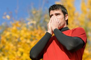 Laufen bei Erkältung schadet der Gesundheit