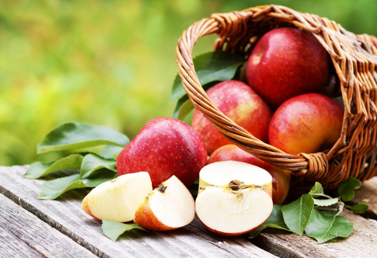 Sind Sie sauer? – Äpfel helfen gegen Übersäuerung!