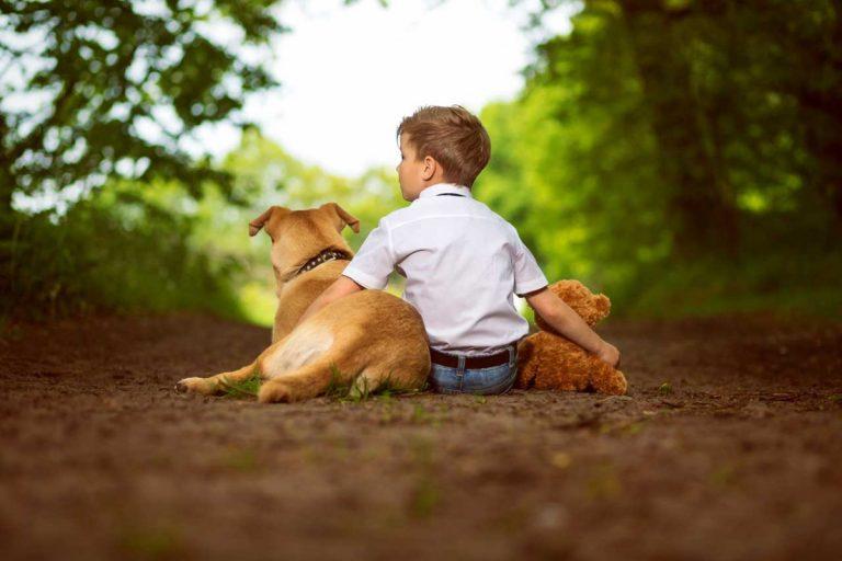 Angst vor Alleinsein bei Kindern homöopathisch behandeln