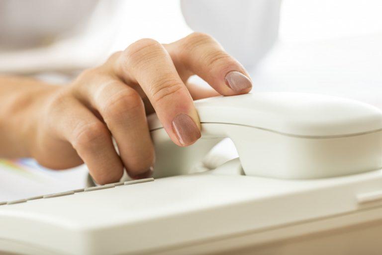 Telefoninterview: Präsentieren Sie sich als gut vorbereiteter Bewerber