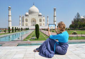 Welche Kleidung sollten Touristen in Indien tragen?