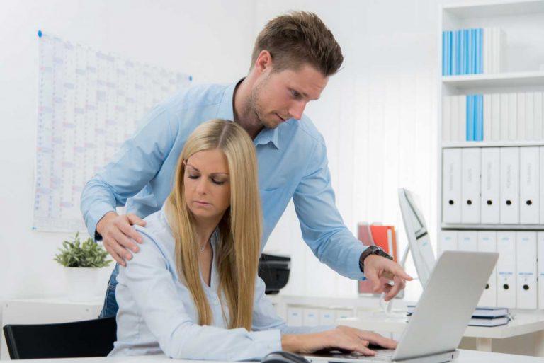 Sexuelle Belästigung: Als Arbeitgeber richtig verhalten