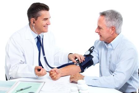Idealer Blutdruck - schlagen Sie der Volkskrankheit ein..