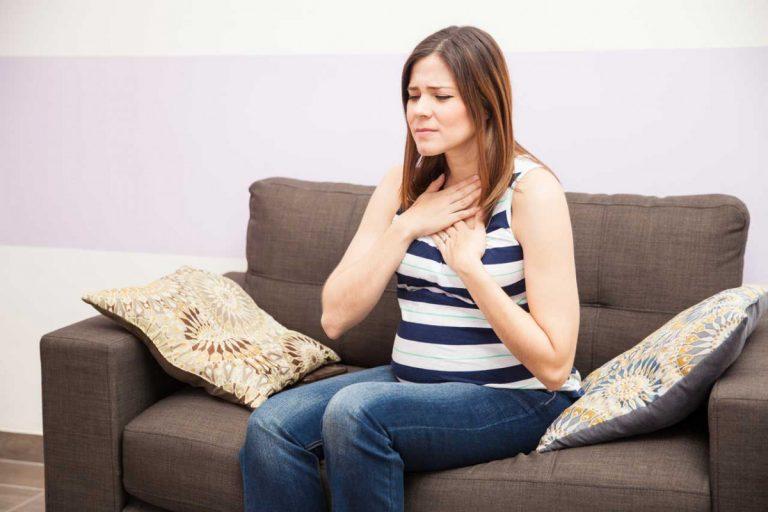 Sodbrennen: Vermeiden Sie Hektik im Alltag