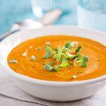 Pikante Gemüsecremesuppen leicht und schnell zubereiten