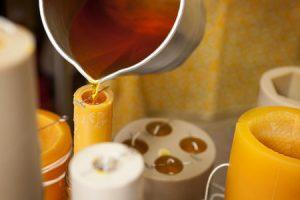 Kerzen gestalten, verzieren und dekorieren