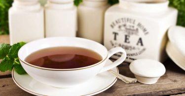 Herz: Schwarzer Tee lässt den Blutdruck sinken