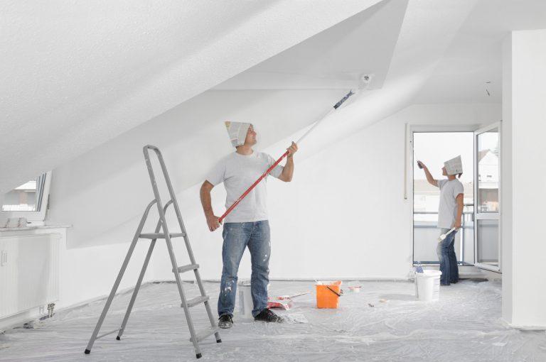 Farbenkunde für das Streichen von Innenräumen und Feuchträumen