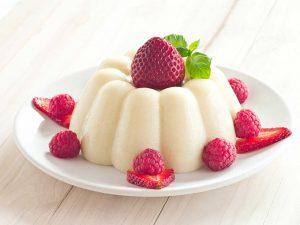 Ein leckeres und vielseitiges Dessert: Fruchtpudding