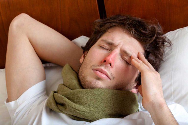 Grippalen Infekt bereits im Anfangsstadium homöopathisch behandeln