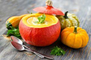 Rezept für die Fastenzeit: Gesunde Kürbissuppe