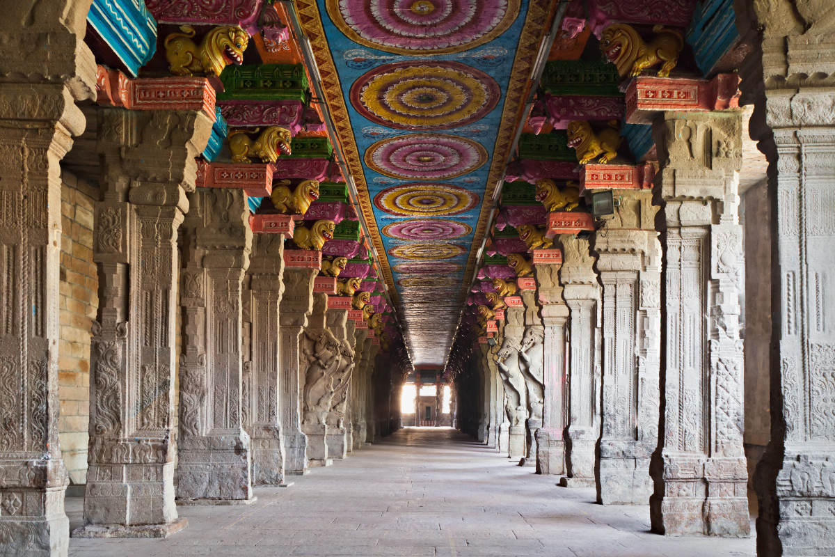 Reiseziel Südindien: Tipps für den Besuch des Meenakshi Tempels von Madurai