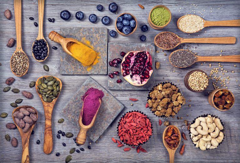 Nutzen Sie die Kraft der Superfoods für sich!