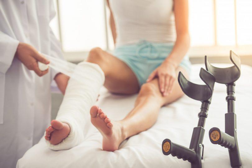 Knochenbrüche: naturheilkundliche Unterstützung bei der Heilung ...