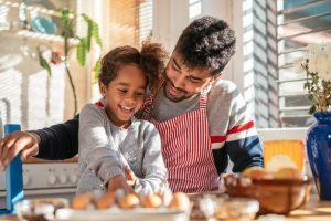 Gesunde Rezepte für Kinder schmecken auch der Familie