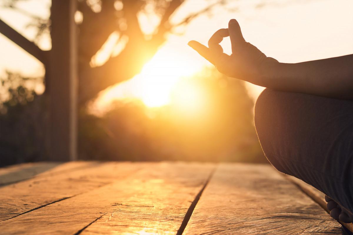 Meditation: Wie Sie einen guten Anfang finden