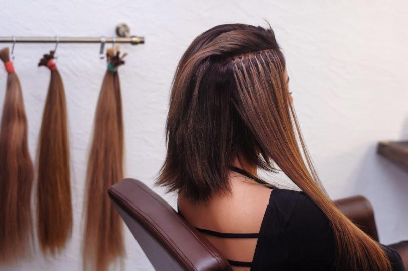So pflegen Sie Ihre wertvollen Haar-Extensions
