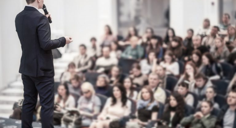 Präsentation auf Englisch: So fesseln Sie Ihre Zuhörer