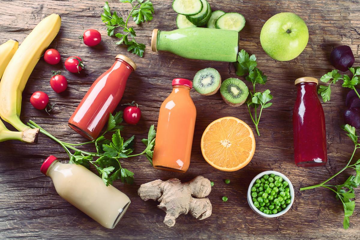 Detoxen in Lebensmitteln: Reduzieren Sie Ihr Gewicht!