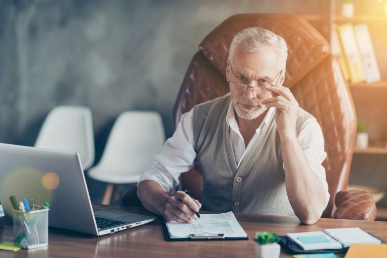 Welche Stressauslöser gibt es für ältere Arbeitnehmer?