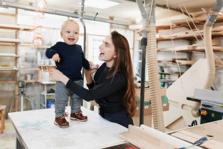 Stressreduktion für berufstätige Mütter
