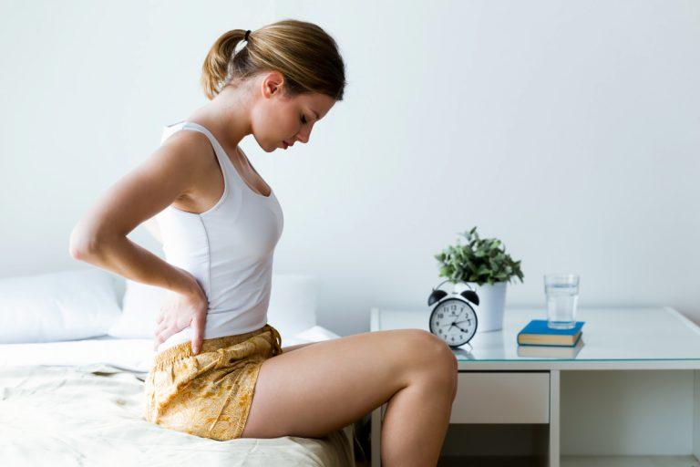 Homöopathische Heilmittel für Rückenschmerzen durch Abkühlung und Zugluft