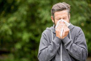 Fünf Tipps für die Ernährung bei Heuschnupfen und Pollenallergie