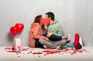 Wie Sie Valentinsgrüße formulieren können
