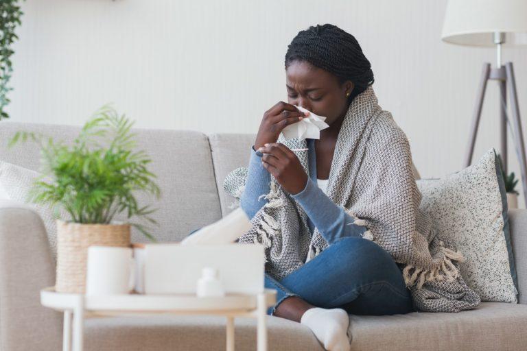 Wie können Sie Erkältung und Grippe unterscheiden?