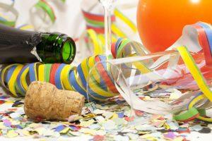 Führerscheinentzug zum Fasching vermeiden - Feiern ohne Alkohol
