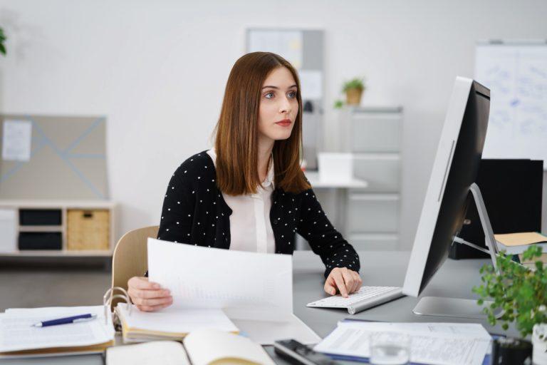 So verbessern Sie Ihre Büroorganisation