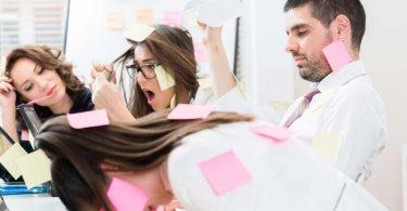 Arbeitsorganisation: Geschickt Störungen aus dem Weg gehen