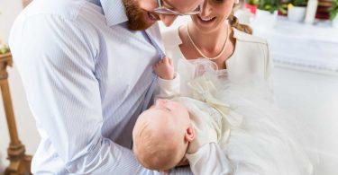 Geschenke zur Geburt und Taufe