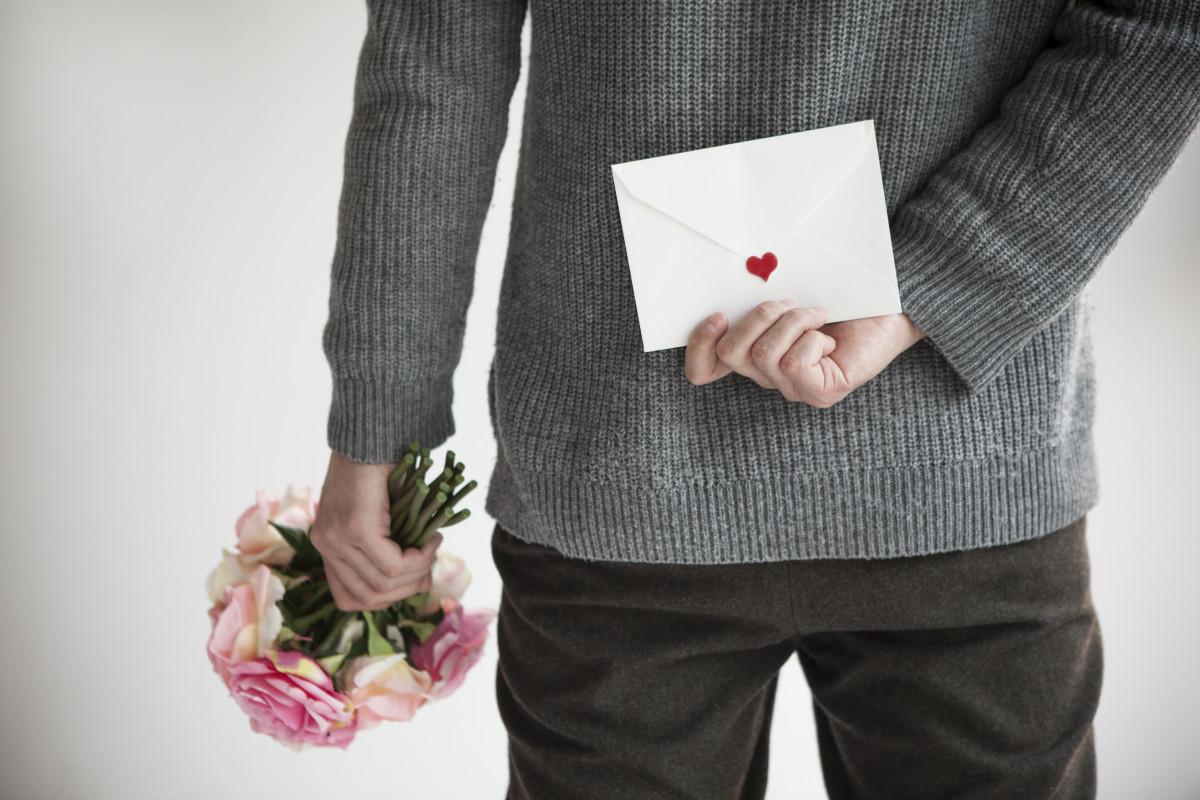 Romantischen Liebesbrief schreiben: mit Herz, Gefühl und Verstand