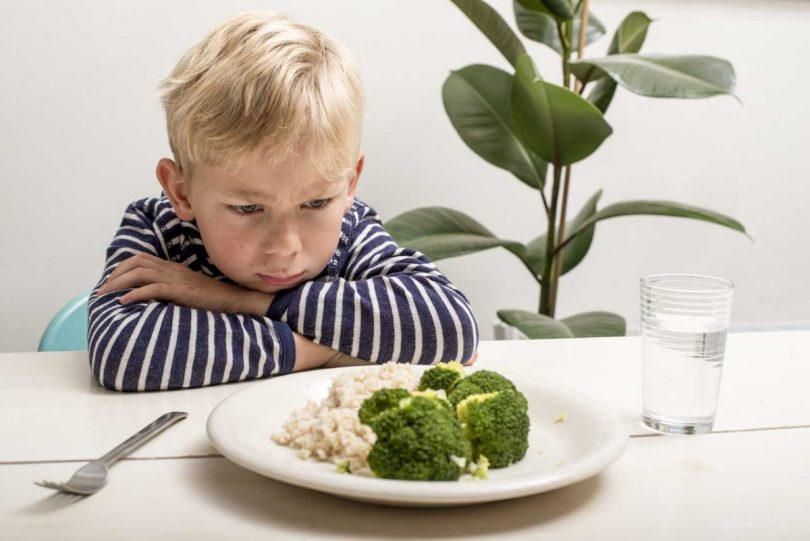 Hilfe, mein Kind will nicht essen – Tipps für Suppenkasper