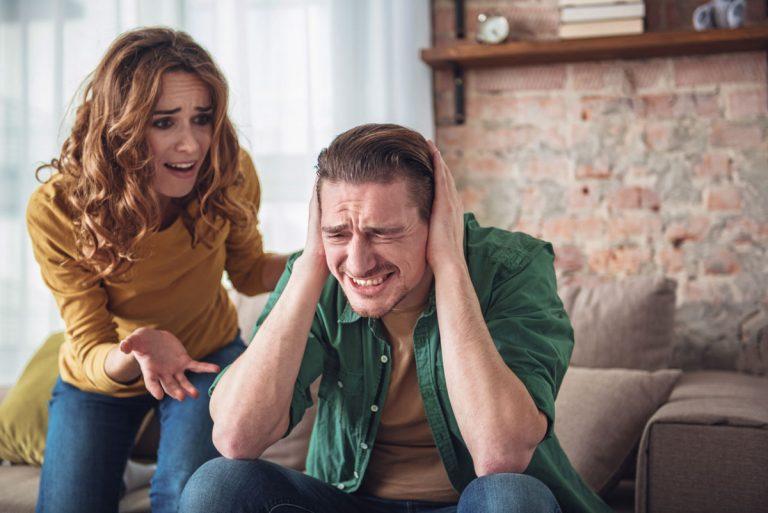 Streit: Was tun, wenn der Partner zum Gegner wird?