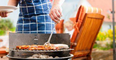 Wie Sie Verbrennungen beim Grillen vermeiden