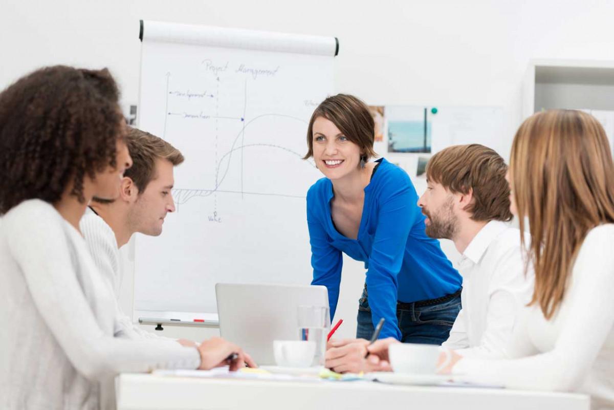 So gestalten Sie effiziente Teambesprechungen