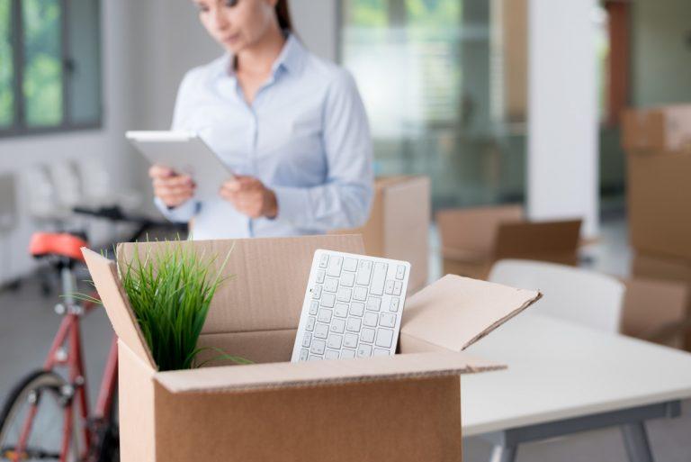 Letzte Aktionen und Tipps zum Büroumzug