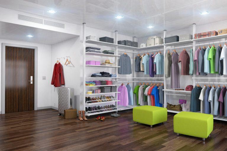 Kleiderschrank-Strategie - in fünf Schritten Ordnung schaffen mit System